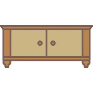 Sideboard Icon